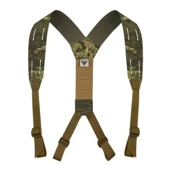 Panel MOSQUITO DIRECT ACTION Y-HARNESS - Cordura - PenCott WildWood - One Size (HS-MQYH-CD5-PWW)