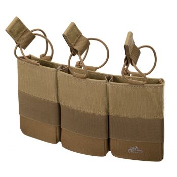 Organizer Insert HELIKON Competition Triple Carbine - Cordura - Coyote - One Size (IN-C3C-CD-11)