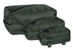 PAKCELL SET - Poliester Ripstop - Olive Green