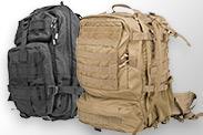 Plecaki taktyczne i wojskowe