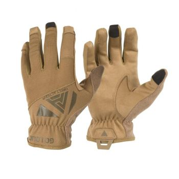 Rękawiczki Helikon Direct Action Light Gloves Coyote Brown (GL-LGHT-PES-CBR)