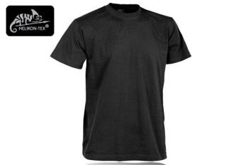 T-Shirt Helikon cotton Black