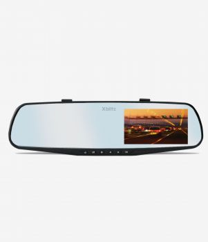 Rejestrator Xblitz Mirror 2016 Lusterko (XBL-CAR-DR014)